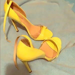 High Skinny Heels